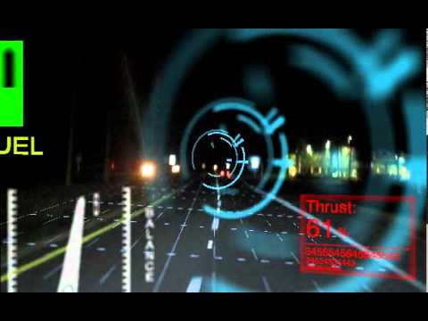 Working Motorcycle Heads Up Display Hud Youtube