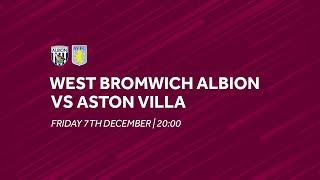 West Bromwich Albion 2-2 Aston Villa: Extended highlights