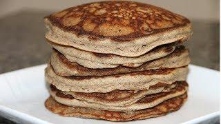 Гречневые pancakes БЕЗ ГЛЮТЕНА. Очень вкусно и полезно! Попробуйте!