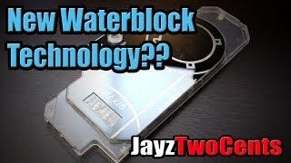 New GPU Waterblock Technology? Cheaper way of thinking!