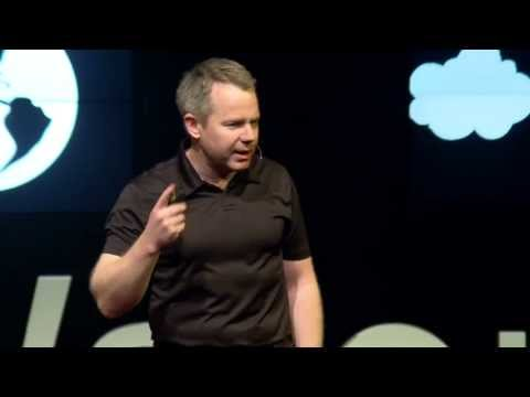 The big picture | Wade Larson | TEDxWaterloo