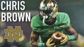Chris Brown || Hidden Gem || Notre Dame Highlights