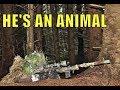 Airsoft War - He's an Animal