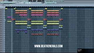 "Big Sean ""Play No Games"" FL Studio Instrumental Remake"