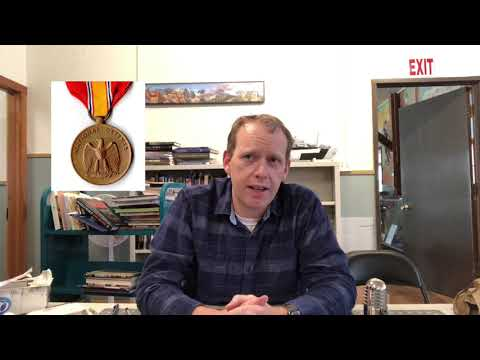 Collections Spotlight - National Defense Service Medal
