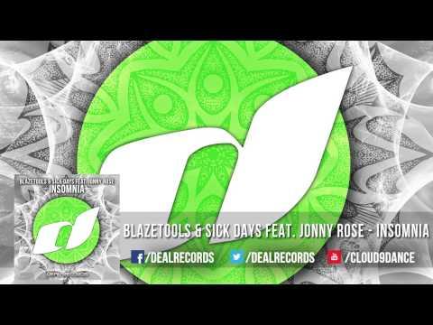 Blazetools & Sick Days feat. Jonny Rose - Insomnia (TEASER)