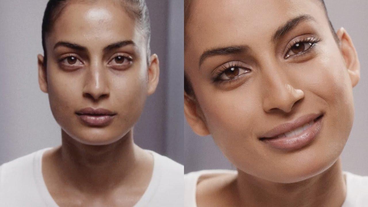 Beautiful indian bridal makeup tutorial   bridal makeup in hindi.