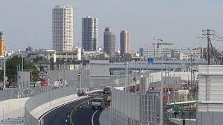 【開通まで2週間⑨】C3外環道千葉区間 北千葉JCT(仮称)予定地・市川市中国分地区周辺