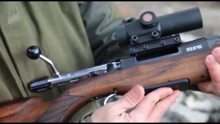 ATA ARMS TURQUA First Bolt Action Rifle of Turkey
