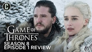 Game of Thrones Season 8 Premiere Review - Thrones Talk