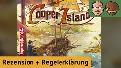 Cooper Island - Brettspiel - Review und Regelerklärung