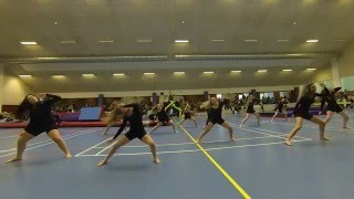 Jammerbugtens juniorhold 8.kl-18år 13/14 i ÅGF