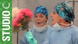 An Unbelievable Magic Surgery - Studio C