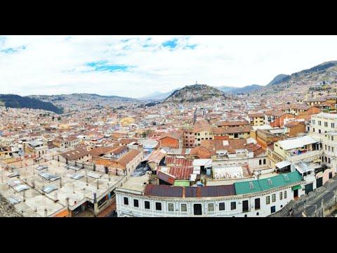 Exploring Quito (Ecuador)