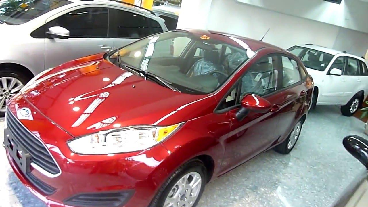 Ford Fiesta Kinetic S Plus 0 Km