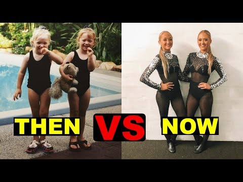 10 year DANCE challenge (Then Vs Now)