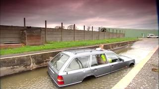 Can You Kill An Old Merc? Part 2: Drowning It! - Fifth Gear
