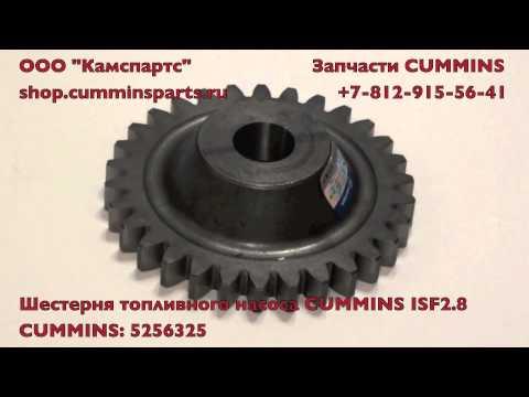 Шестерня топливного насоса Газель Бизнес CUMMINS ISF2.8 5256325
