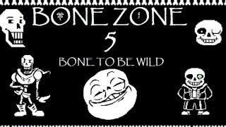 "Undertale ""The Bone Zone 5 - Bone to Be Wild"" (An Undertale Comic Dub Collection)"