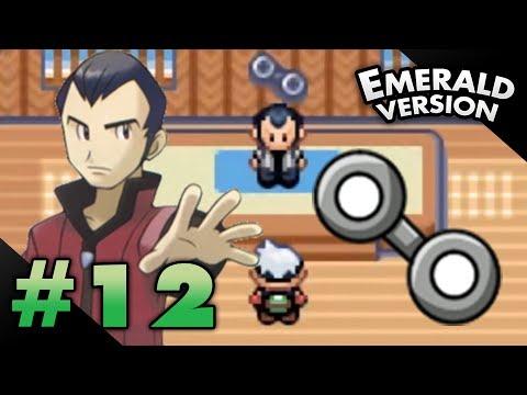 Let's Play Pokemon: Emerald - Part 12 - Petalburg Gym Leader Norman