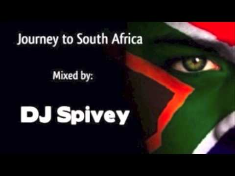 Journey to South Africa (South African House Music) Mixed by DJ Spivey