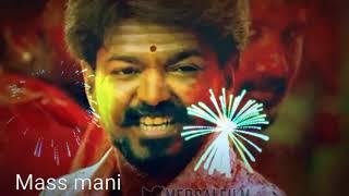 Mersal Alaporan Tamilan video song HD