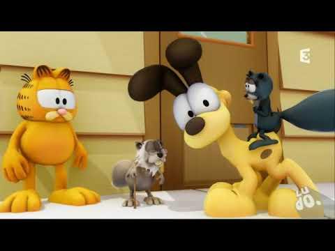 Garfield et cie saison 2 episode 49 taupe pas mod le youtube - Garfield et cie youtube ...