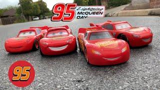 Disney Pixar Cars - 3 Generations/Eras Of LMQ Toy Technology | LMQ Day 9/5 2019 Special 🏎 🏁⚡️