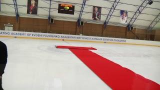 «Кубок Евгения Плющенко» Открытый фестиваль по фигурному катанию на коньках