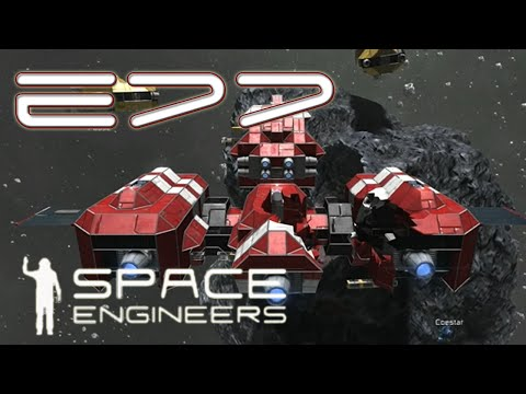 Space Engineers Multiplayer - E77 - Rescue the Balls