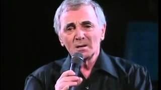 Charles Aznavour  - Non, je n'ai rien oublié -