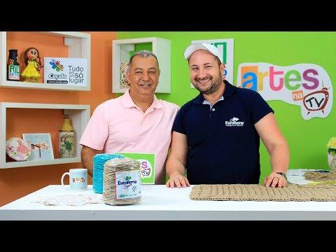 ARTES NA TV - 14/10/17 - T4/E18 - MARCELO NUNES / ZAZÁ MASCARENHAS