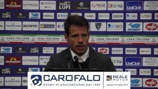 U.S. Lecce: 12-03-17 intervista a Costa Ferreira post gara Catania