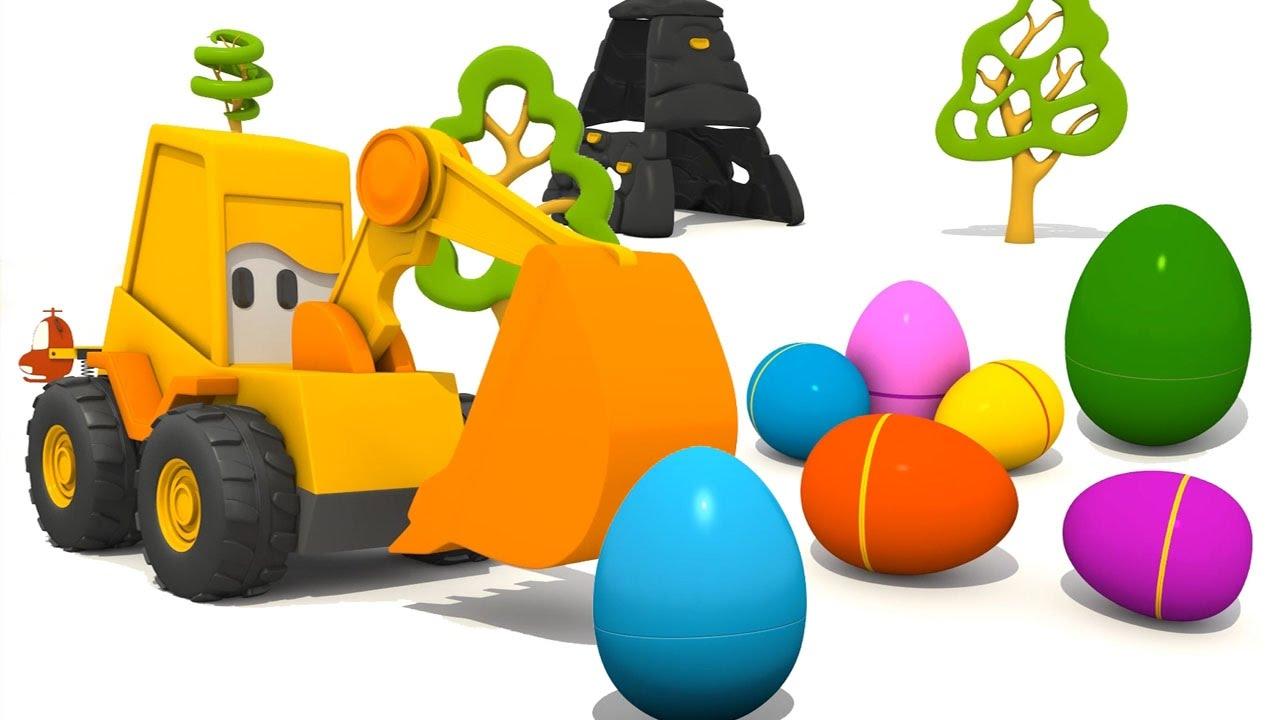 Compilation di cartoni animati per bambini max e le uova