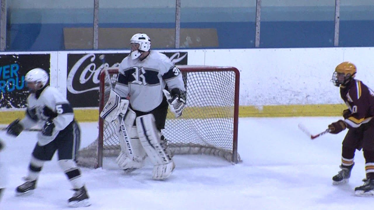 Randolph 2 Summit 1 HS Hockey
