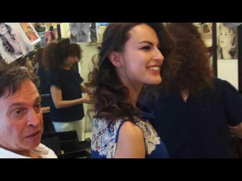 ONDA VERDE WWW.ALLUNGAMENTOCAPELLI.IT IN SFILATA: parrucchiere con idee giovani per la donna moda capelli exstension infoltimento allungamento taglio di capelli personalizzato ...