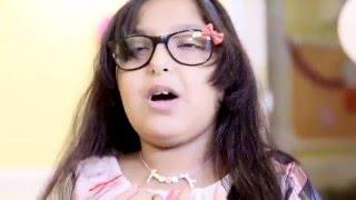 قناة اطفال ومواهب الفضائية نشيد بابا مني زعلان اداء ريماس ملهوي