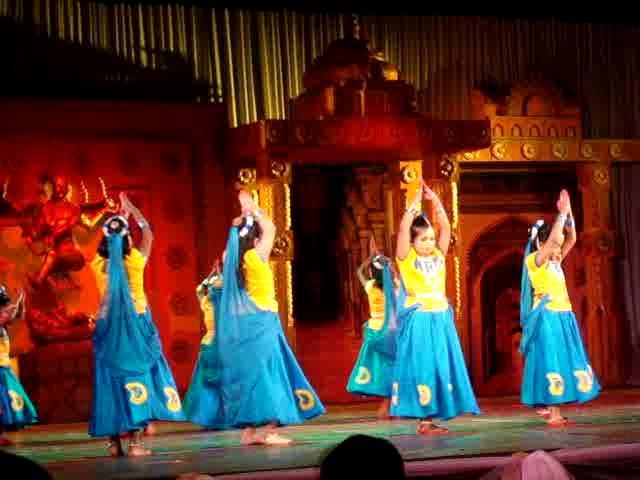 kalashuri wasugi gegadeeshwarans students performing 2013