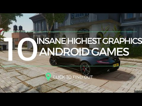 Top 10 INSANE HIGHEST GRAPHICS ANDROID GAMES|HINDI|HEADPHONES RECOMMENDED|