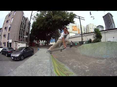 Gabo Acosta Special Skate Day 2016