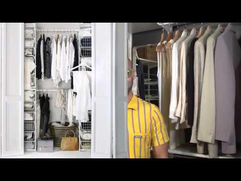 Ideas For Closet Storage Ikea Home Tour