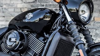 2015 Harley Davidson Street 750 || The Revolution