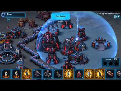 War 3star - EternalForce - Dead 20170911