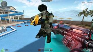CF XIEXL:M4A1-Obsidian-Beast GamePlay(HMX Resort)-370 Kills, New Record For Myself