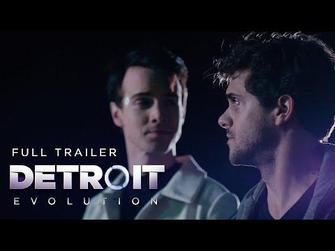 DETROIT EVOLUTION Trailer #2 - Detroit Become Human Fan Film // Reed900 Film