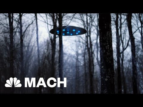 Pentagon Was Running A Multi-Million Dollar Program To Investigate U.F.O.s | Mach | NBC News