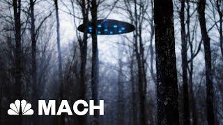 Pentagon Was Running A Multi-Million Dollar Program To Investigate U.F.O.s | Mach | NBC News