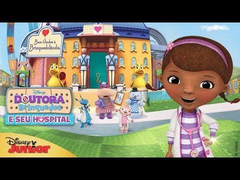 Doutora Brinquedos Em Portugues Brasil Doutora Brinquedos E Seu