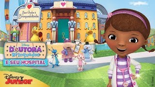 Doutora Brinquedos em Português Brasil - Doutora Brinquedos e Seu Hospital Episódio Completo