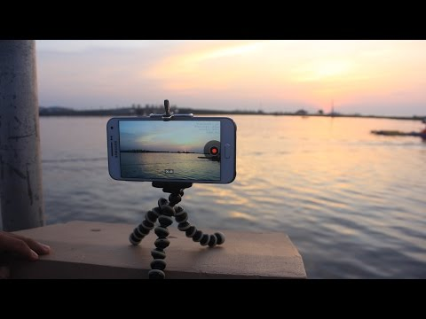 Cara membuat Video TimeLapse di HP Android - Tutorial Video